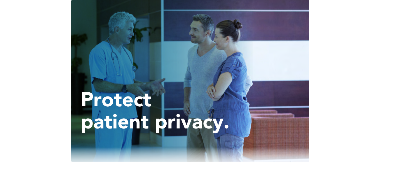 sm patient privacy